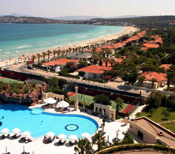 Hotel Dion – Izmir / Macedonian Festival – Turkey