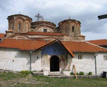 Prilep to the Monastery of Treskavec (12 km)