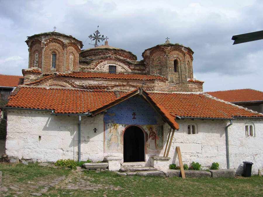 Prilep to the Monastery of Treskavec (12 km)